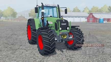 Fendt 718 Vario TMS FL console for Farming Simulator 2013