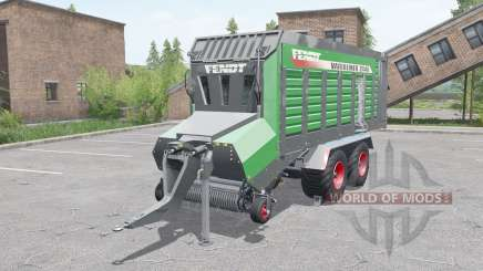Fendt Varioliner 2440 pigment green for Farming Simulator 2017