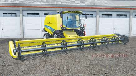 New Holland TC5.90 faster discharge for Farming Simulator 2015