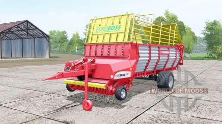 Pottinger EuroBoss 330 T coral red for Farming Simulator 2017