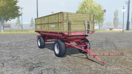 Krone Emsland yuma for Farming Simulator 2013