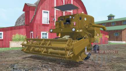 Bizon Z056 pack for Farming Simulator 2015