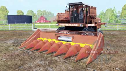 Don-1500A movable elements for Farming Simulator 2015