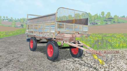 Fortschritt T087 tire selection for Farming Simulator 2015
