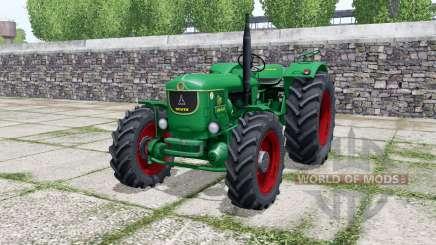 Deutz D 80 05 A munsell green for Farming Simulator 2017