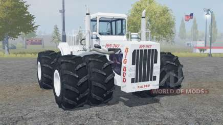 Big Bud 16V-747 1977 for Farming Simulator 2013