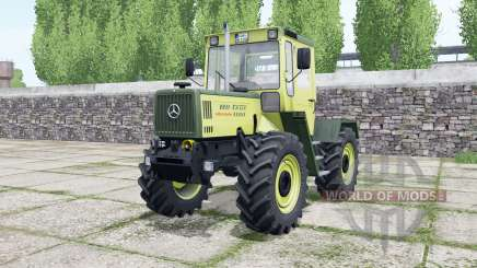Mercedes-Benz Trac 1100 for Farming Simulator 2017