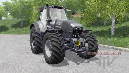 Deutz-Fahr 7 TTV Warrior for Farming Simulator 2017