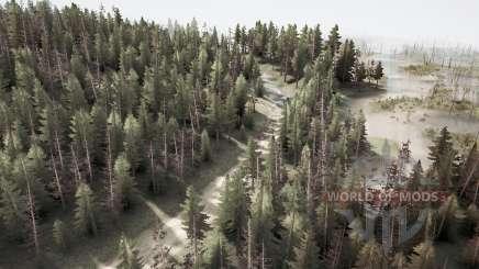 Snake road 7 for MudRunner