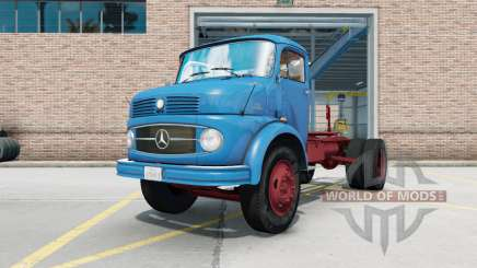 Mercedes-Benz LS 1111 for American Truck Simulator