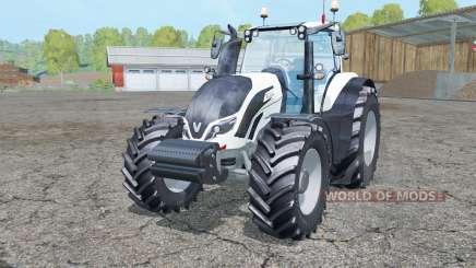 Valtra T214D for Farming Simulator 2015