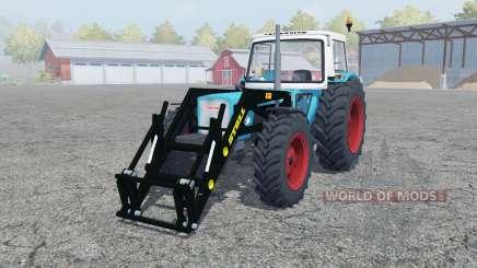 Eicher Wotan II front loader for Farming Simulator 2013