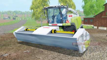 Claas Jaguar 980 with cutters for Farming Simulator 2015
