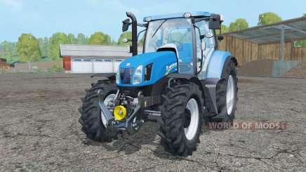 New Holland TD65D 4WD 2013 for Farming Simulator 2015