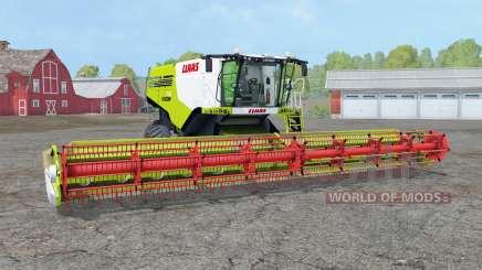 Claas Lexion 780 TerraTraꞔ for Farming Simulator 2015