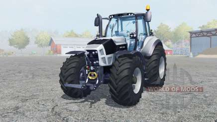 Deutz-Fahr Agrotron 7250 TTV SilverStaᶉ for Farming Simulator 2013