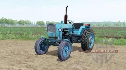 UMZ-6АЛ polupostelnyj for Farming Simulator 2017