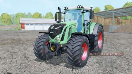 Fendt 933 Vario animated element for Farming Simulator 2015