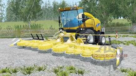 New Holland FR9090 urobilin for Farming Simulator 2015