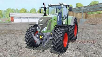 Fendt 828 Vario fern for Farming Simulator 2015
