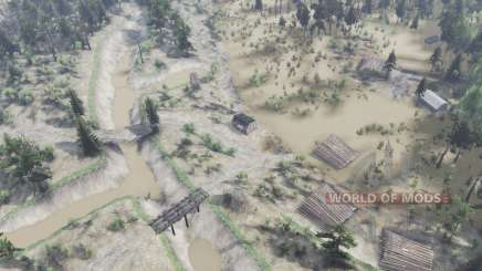 In the valley of the Ussuri river. The Consequences For Judy for Spin Tires