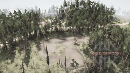 My map 5.3 for MudRunner