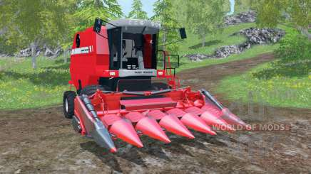 Massey Ferguson 34 4x4 for Farming Simulator 2015