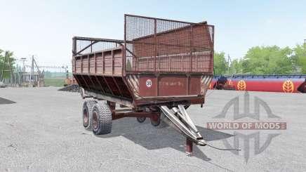 PIM-40 grayish-red color for Farming Simulator 2017