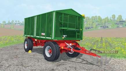 Kroger Agroliner HKD 302 camarone for Farming Simulator 2015