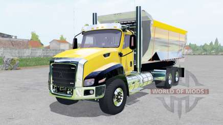 Caterpillar CT660 Dump Truck 2011 for Farming Simulator 2017
