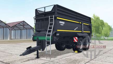 Krampe Bandit 750 arsenic for Farming Simulator 2017