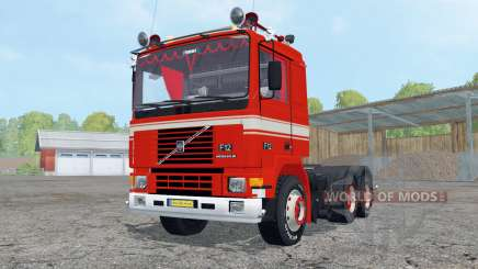 Volvo F12 lust for Farming Simulator 2015