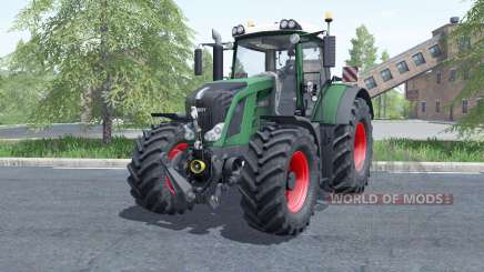 Fendt 828 Vario 2010 for Farming Simulator 2017