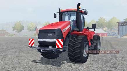 Case IH Steiger 600 change wheels for Farming Simulator 2013