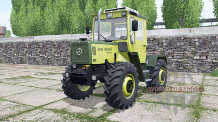 Mercedes-Benz Trac 800 more configurations for Farming Simulator 2017