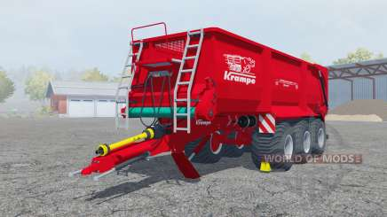 Krampe Bandit 800 change bodywork for Farming Simulator 2013