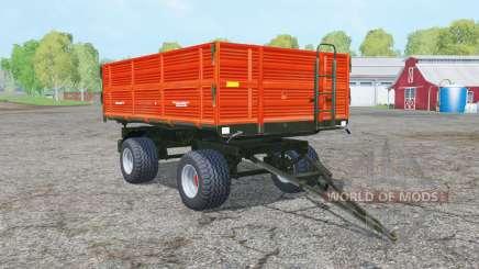 Ursus T-610-A1 vivid orange for Farming Simulator 2015