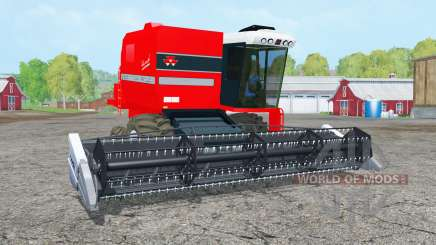 Massey Ferguson 5650 red for Farming Simulator 2015