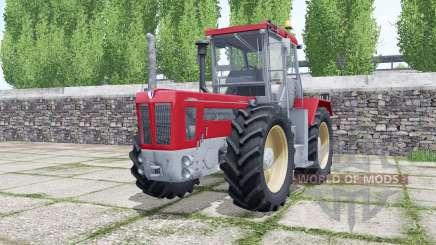 Schluter Super 2500 TVL 4WD for Farming Simulator 2017