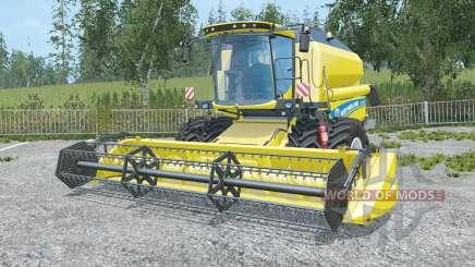 New Holland TC5.90 twin wheels for Farming Simulator 2015