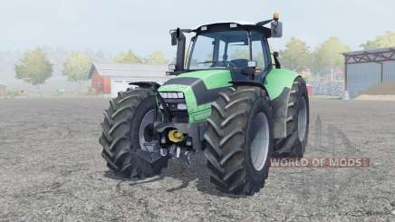 Deutz-Fahr Agrotron M 620 front loader for Farming Simulator 2013