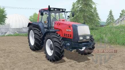 Valtra Valmet 8050 HiTech for Farming Simulator 2017
