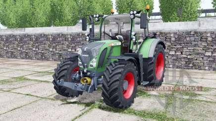 Fendt 718 Vario SCR design selection for Farming Simulator 2017