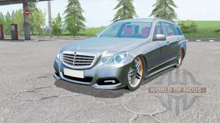 Mercedes-Benz E 350 Estate (S212) for Farming Simulator 2017