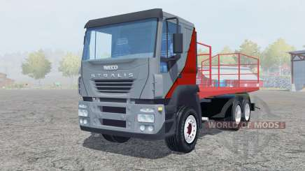 Iveco Stralis ballen for Farming Simulator 2013