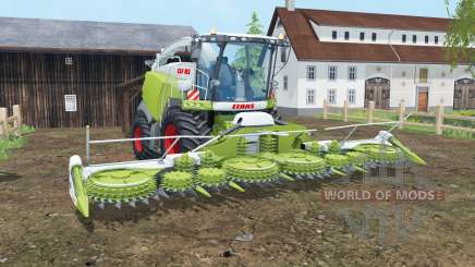 Claas Jaguar 980 washable for Farming Simulator 2015