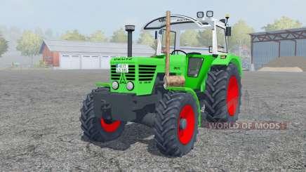 Deutz D 80 06 for Farming Simulator 2013