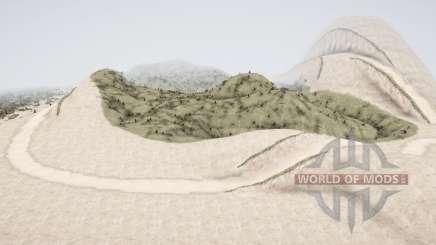 The dunes for MudRunner
