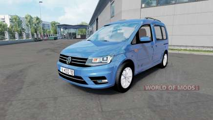 Volkswagen Caddy for Euro Truck Simulator 2