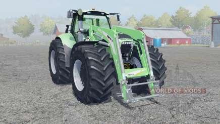 Deutz-Fahr Agrotron X 720 FL for Farming Simulator 2013